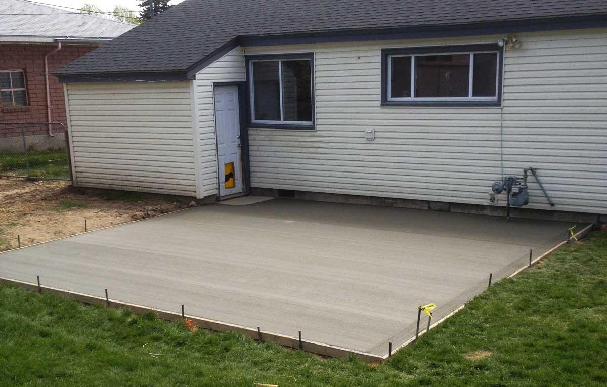 Concrete Services | Wiegman Concrete on Simple Concrete Patio Designs id=32888