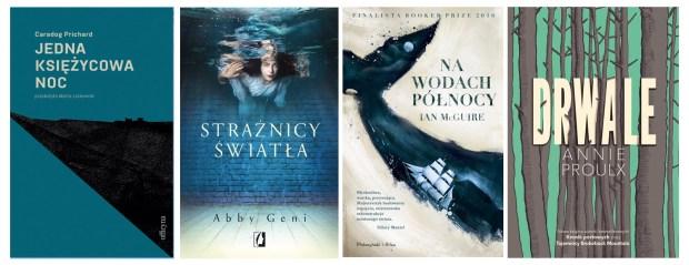 Najlepsze światowe powieści 2017 roku
