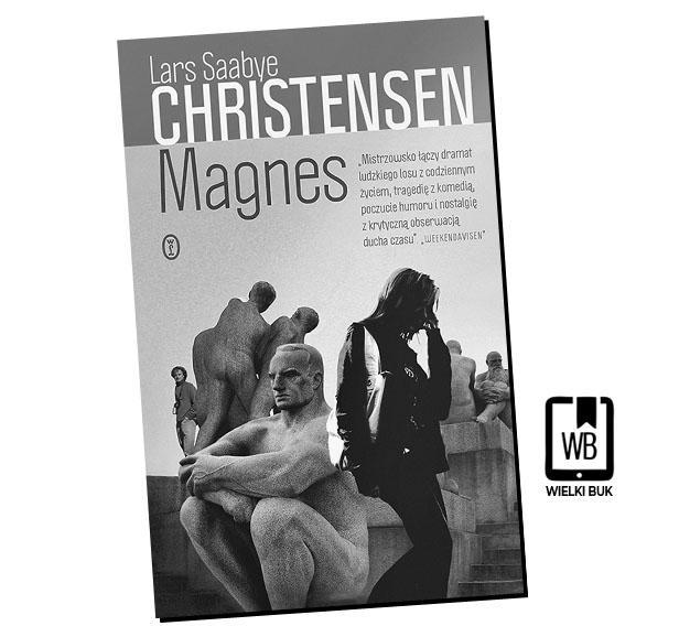 """Magnes"" Lars Saabye Christensen (Recenzja książki)"
