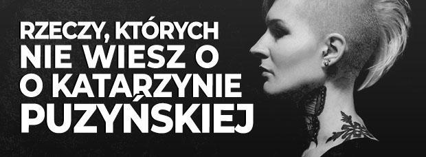 Katarzyna Puzyńska - Ciekawostki o pisarce