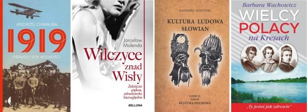 Książki historyczne o Polsce
