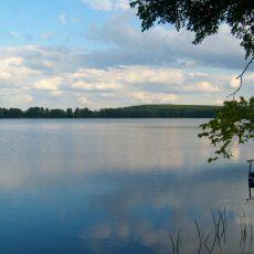 Jezioro Kochle w Pszczewskim Parku Krajobrazowym