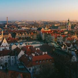Stary Rynek i Stare Miasto w Poznaniu