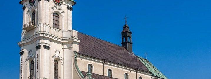 Kościół Wniebowzięcia NMP i sanktuarium św. Józefa w Kaliszu