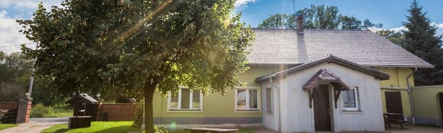 Agroturystyka Kąkolewo - dom i ogród