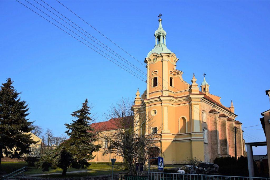 Kościół pw. Ścięcia Świętego Jana Chrzciciela