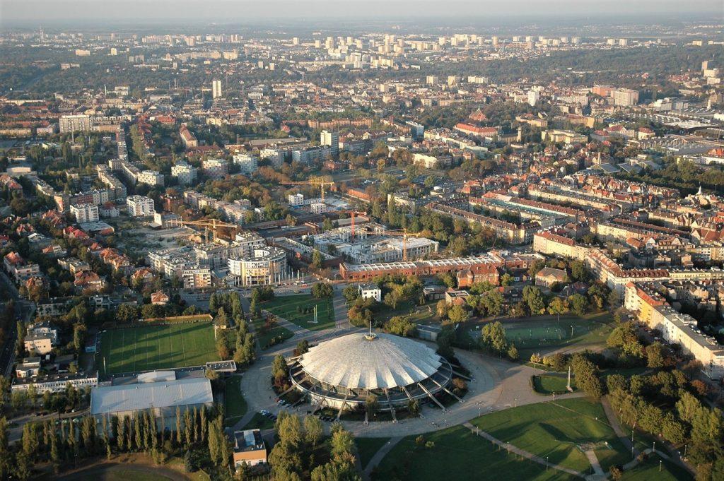 Hala Arena w Poznaniu