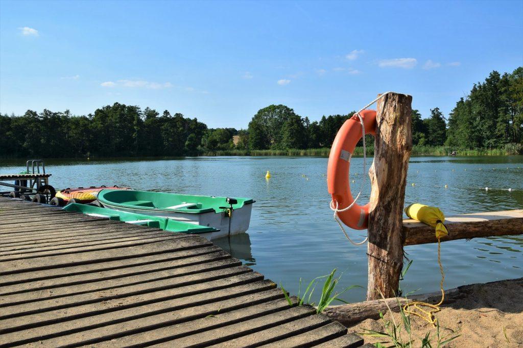 Jezioro Kuchenne w Olandii