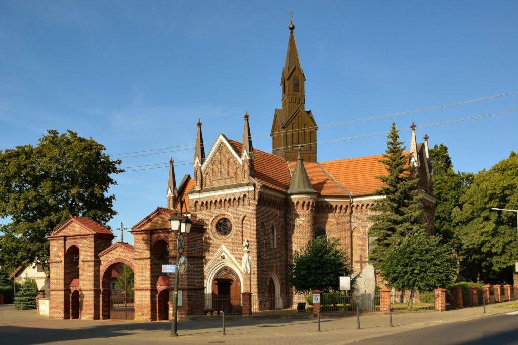 kościół gosławice