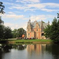 Kobylniki - pałac pana Twardowskiego