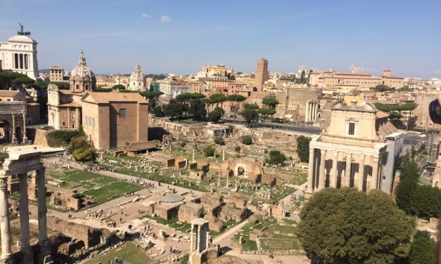 Grüße von der Romreise 2