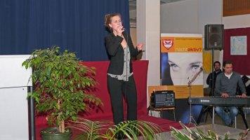 Musik: Manuela Diem und Mag. Gerhard Pacher