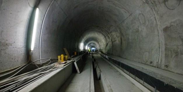 In den Untergrund