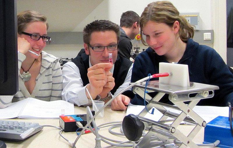 Faszination Physik – Ein Erlebnistag zum Experimentieren und Entdecken