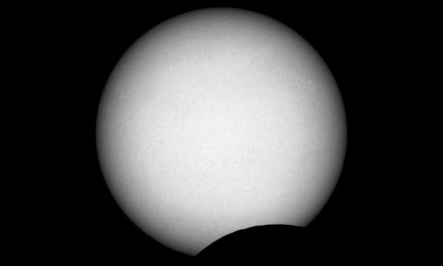 Astronomie-partielle SOFI