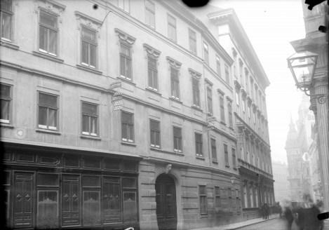 Durchblick bis Wipplingerstraße.