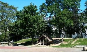 Wasserpark im Stadtpark