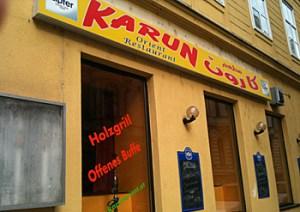 Orient Restaurant Karun
