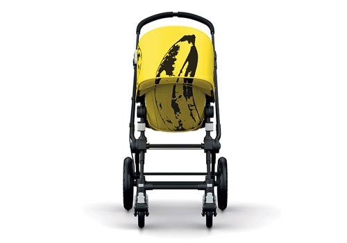Andy Warhol Bugaboo Banana Collection