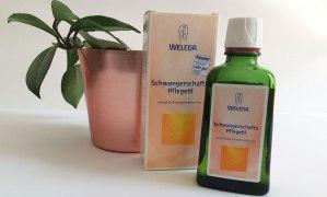 Weleda-Schwangerschaftspflegeoel-pordukttest