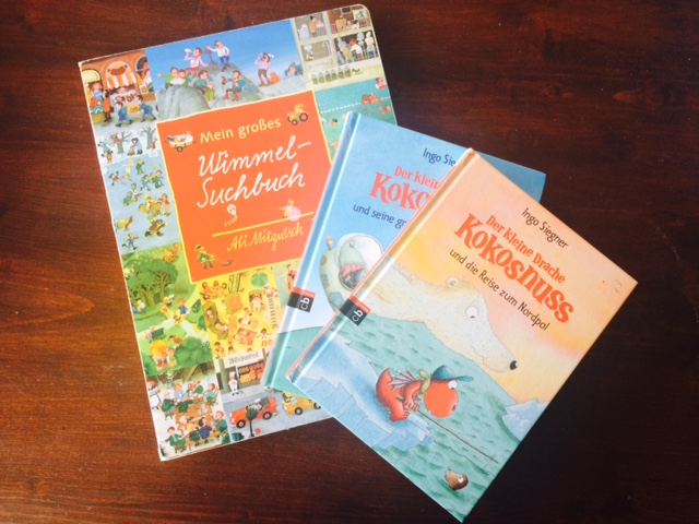 Bücher für Kinder