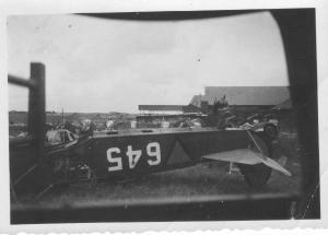 Fokker CV 645 Vliegveld De Kooy (bron WWW)