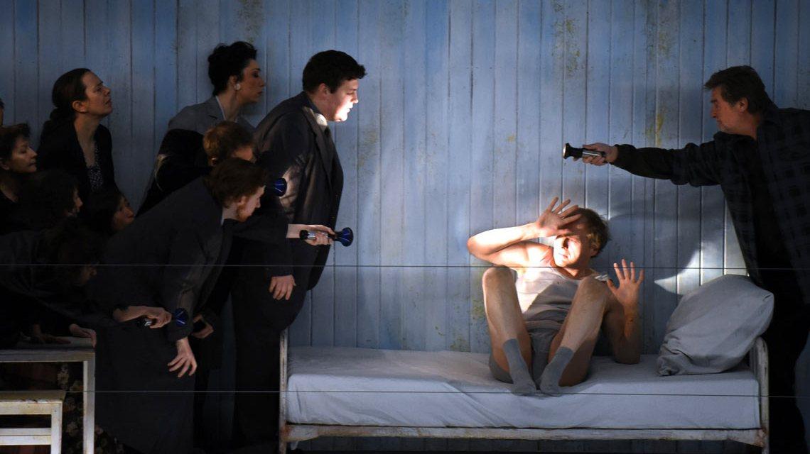 Oper Peter Grimes, Oper Oper in drei Akten . Foto Karl Monika Forster