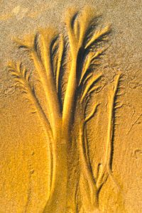 Sandzeichnungen