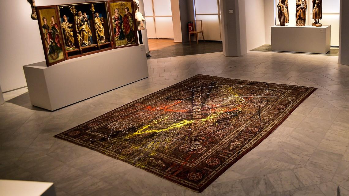 Landesmuseum zeigt begehbare Kunst