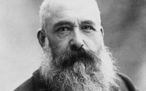"""""""Mein Kopf birst - ich möchte alles Malen."""" Claude Monet. Bild: Caligari Film Bühne"""