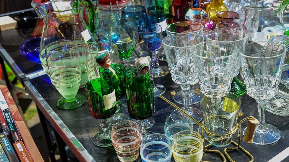 Trödelmarktm, Flohmarkt, Früjahrsmarkt - wenn Altes zum begehrten Gut wird, gibt es viele Namen. Archivbild: Volker Watschounek