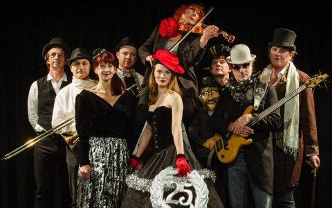 Das GOJ T-A-TR feiert 25 Jahre freie Theaterarbeit- Bild: Thalhaus