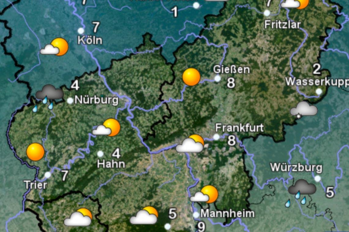 Wiesbaden Wetter Aktuell