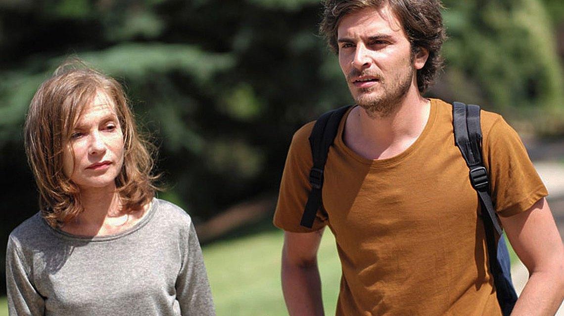 Szenenfoto aus dem Film L'Avenir. Bild: Les Films du Losange