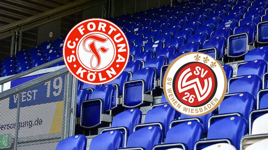 DSVWW erwartet Fortuna Köln zum Spitzenspiel der 3. Liga. Bild: Volker watschounek