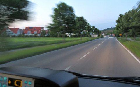 Gewindigkeitskontrollen in und um Wiesbaden. Bild: sabumueller / flicks / BY-CC