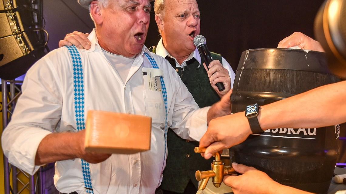 S Oktoberfest z'Wiesbaden is ereffned