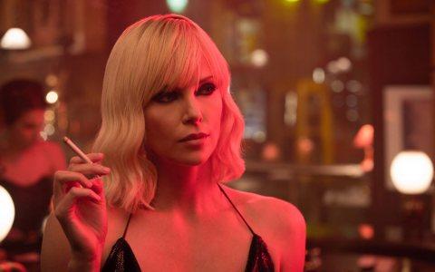 """Szene aus dem Agententhriller """"Atomic blond"""" Bild: Universal Pictures"""