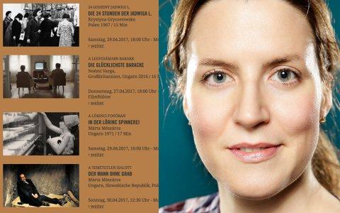 Die niederländische Filmproduzentin und Kuratorin Heleen Gerritsen folgt Gaby Babić nach. Bild: GoEast
