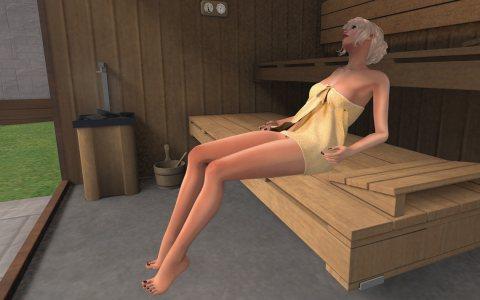 Tag der Sauna Relaxen, saunieren und erholen. Bild: Flickr / Lisa Lowen
