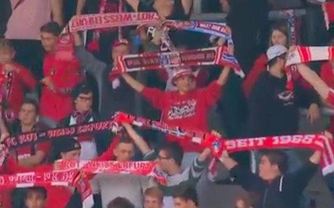 Wiesbaden gewinnt auswärts. Bild: Leserfoto
