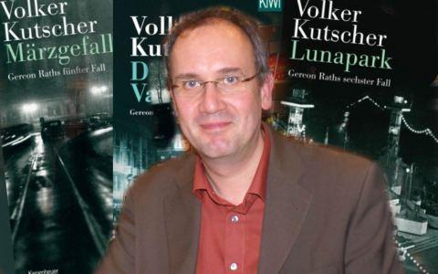 Volker Kutscher wird mit dem Krimistipendium der Landeshauptstadt Wiesbaden ausgezeichnet. Bild: Wikipedia / Volker Watschounek