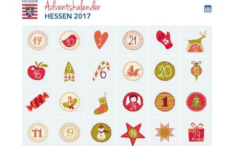 Online-Adventskalender ©Hessischer Landtag