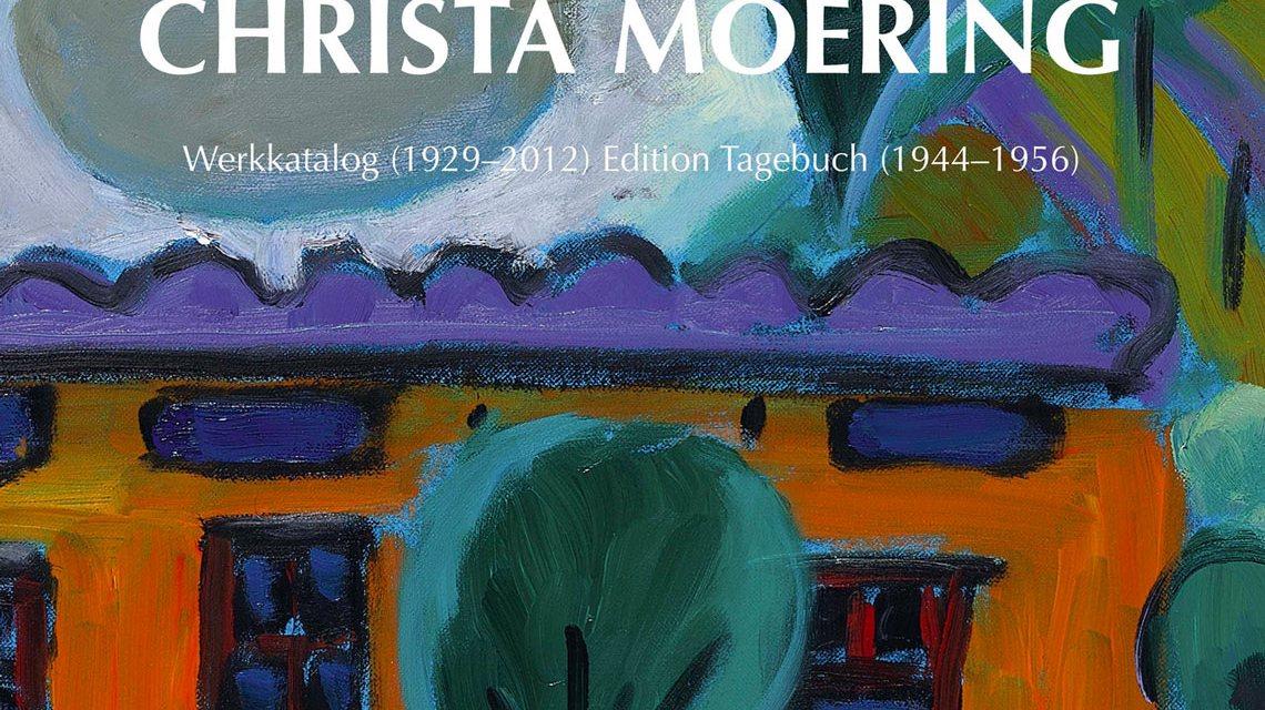 Christa Moering, Werkkatalog, Reichert Verlag