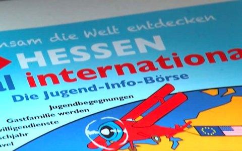 Am Wochenende: Jugend-Info-Börse im Kulturform. ©2017 YouTube / Beitrag