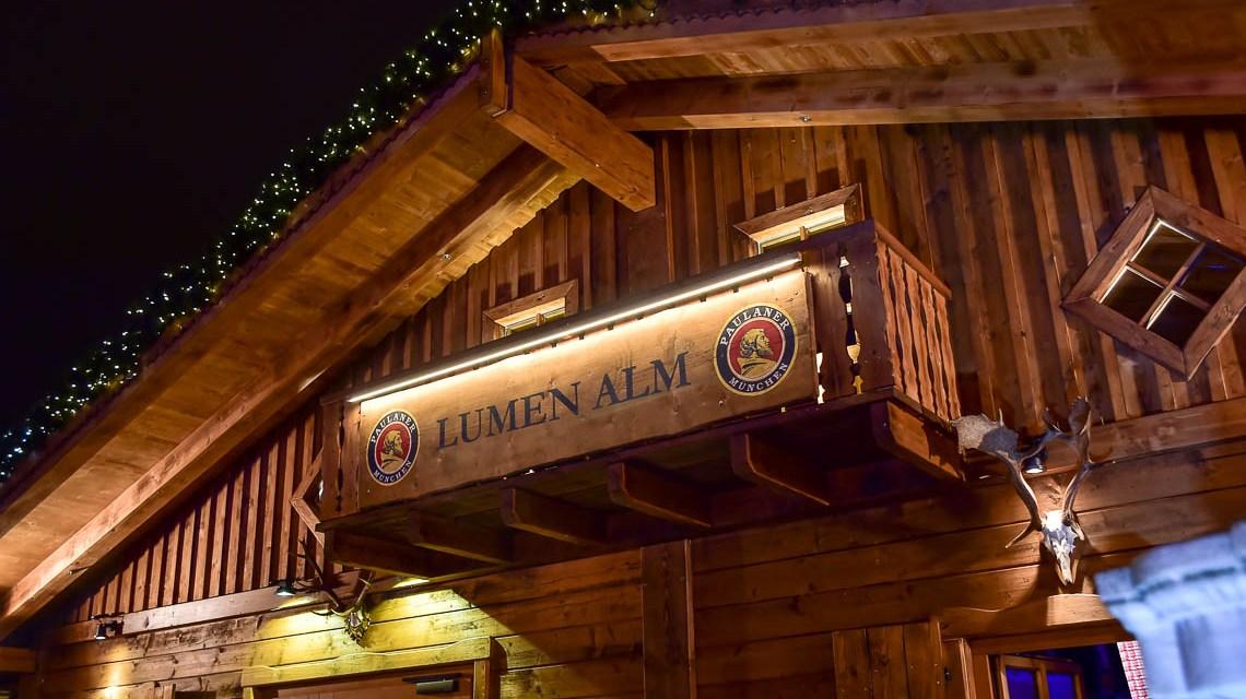 Opening der Lumen-Alm in Wiesbaden