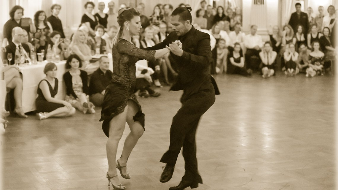 Erstes Tango Festival in Wiesbaden