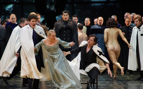 Tannhäuser, große romantische Oper in drei Akten von Richard Wagner. ©2018 Karl Monika Forster