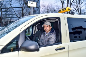 Ahmed R., Taxifahrer ©2017 Volker Watschounek