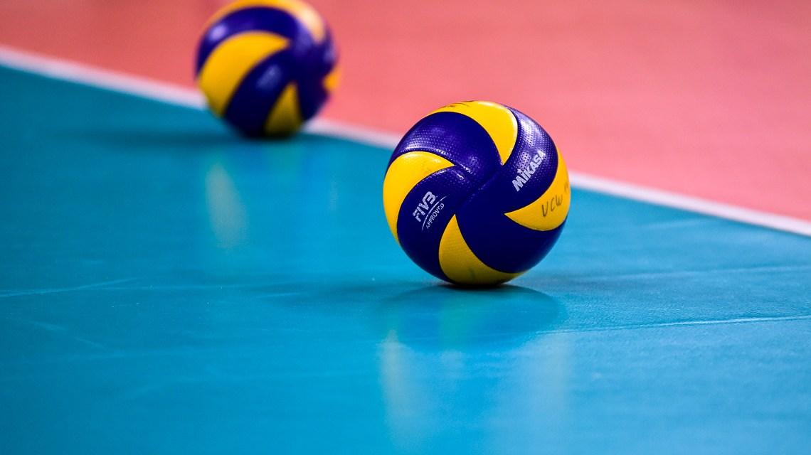 Volleyball, für Wiesbadens Damen geht es zum Tabellennachbarn Aachen. ©2017 Volker Watschounek
